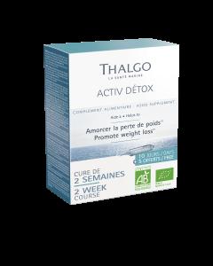 ACTIV DETOX- suplemento alimentar -Embalagem Promocional com 15 ampolas