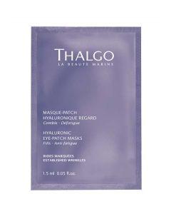 Masque Patch - Hyaluronique Regard - Máscara para o Contorno dos Olhos Caixa com 8*2 Máscaras Patch