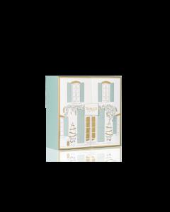 COFFRET COLD MARINE - Coffret Cold Marine Peles SECAS/SENSÍVEIS com uma OFERTA* de Natal Thalgo à sua escolha. Comparativamente com a aquisição unitária dos produtos poupa 19,50 €uro correspondente a um desconto de 17%.