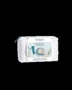 Trousse Spiruline Boost : Gel Crème Energisant  Anti Pollution 50 ml + Sérum Energisant Détox 10ml (oferta)  (TROUSSE PRIMEIRAS RUGAS 20-30 ANOS)