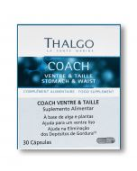 Coach Ventre et Taille - Suplemento alimentar para um Ventre Liso - Elimina depósitos de Gordura